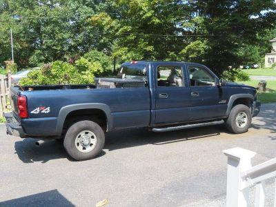 2006 Chevrolet Silverado 3500 LT