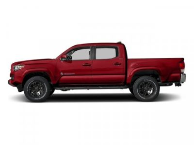 2016 Toyota Tacoma SR5 (Barcelona Red Metallic)