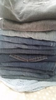 11 pair of jeans