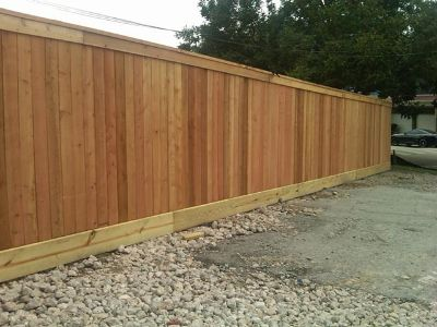 Iron Works and Wood Fencing