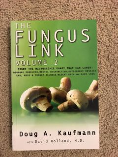 The Fungus Link Volume 2. Like new condition.