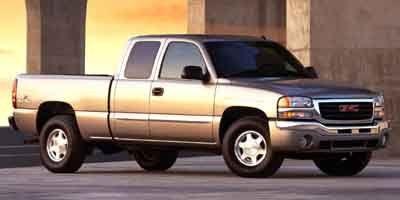 $6,000, 2003 GMC Sierra 1500 SLE 4WD