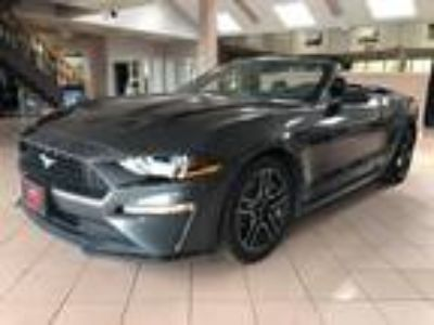 $23980.00 2018 FORD MUSTANG with 20120 miles!
