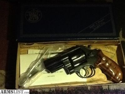 For Sale/Trade: Smith and Wesson 24 Lew Horton 3""