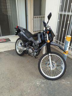 2016 Suzuki DR 200S