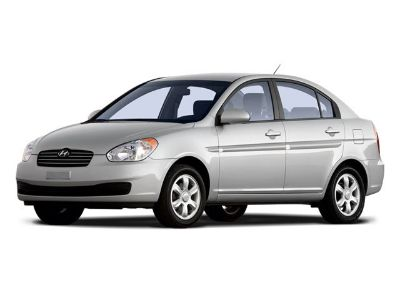 2008 Hyundai Accent GLS (Not Given)