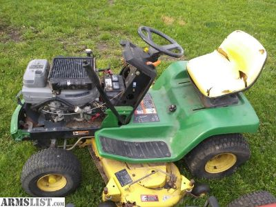 For Sale/Trade: John Deere LX188 or yard machine