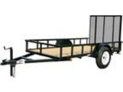 2014 Carry-On Trailers 5X10GW - 2,990 lbs. GVWR Wood Floor