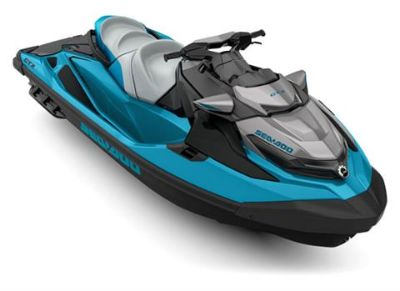 2018 Sea-Doo GTX 155 iBR Incl. Sound System 3 Person Watercraft Hillman, MI