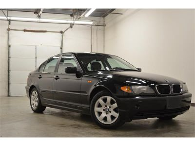 2004 BMW 3-Series 325i (Black)
