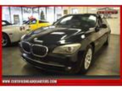 $16998.00 2010 BMW 7 Series with 89844 miles!