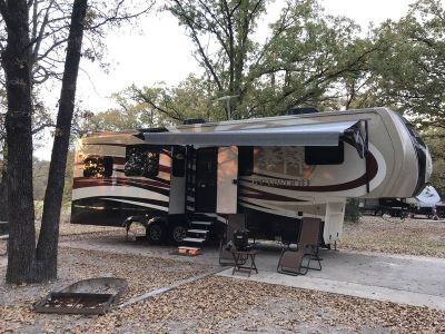2017 Redwood RV Redwood 31SL