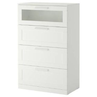 Ikea office furniture - DESK, BOOKSHELF, DRESSER, LAMP
