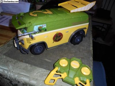 VW Ninja Turtle > REMOTE CONTROL/ gift?