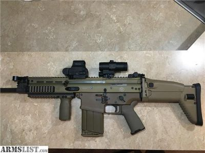 For Sale: LNIB FN SCAR 17 with L3 Eotech with NV compatibility, Vortex VMX-3t
