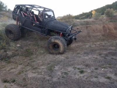 Jeep CJ 8 Rock Crawler