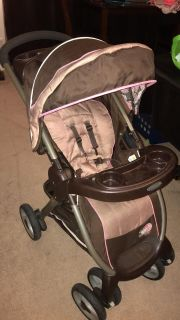 Greco click connect stroller