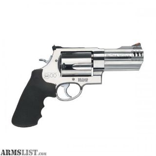 Want To Buy: Looking for S&W500 4inch barrel or ruger Alaskan. 454.