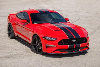 2019 Ford Mustang GT - Whipple Supercharged (Race Red)