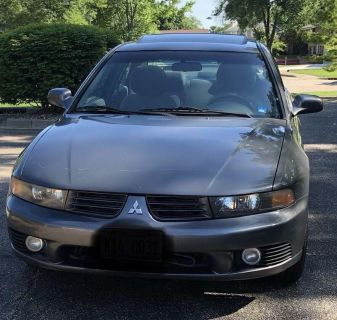 2003 Mitsubishi Galant, see other photos for mileage etc