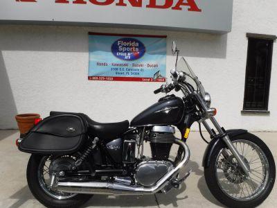 2015 Suzuki Boulevard S40 Cruiser Motorcycles Stuart, FL