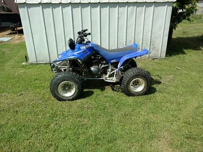 2001 Yamaha Warrior ATV