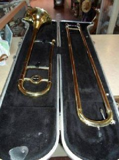 $400 Olds Model (Elkhart) Trombone w/case