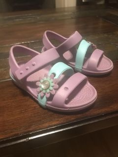 Adorable Croc Sandals for toddlers