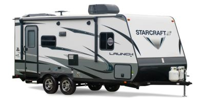 2018 Starcraft Launch® Outfitter 207RB