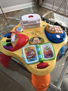 Fisher Price Musical Interactive Play Table