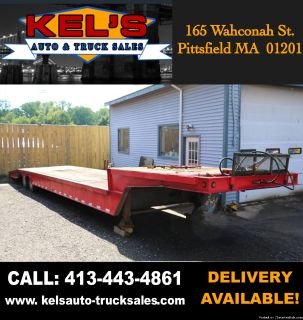 2005 53 FOOT TRAILEZE TRAILER