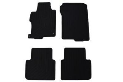 NEW 2013-2017 Accord 4dr Graphite Black Carpet Floor Mats