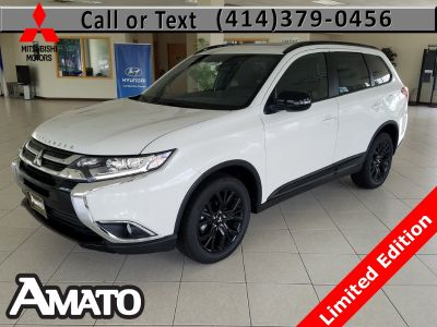 2018 Mitsubishi Outlander SE (Diamond White Pearl)