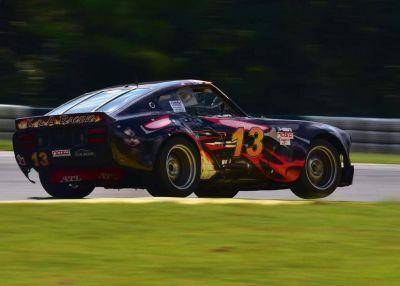 1974 DATSUN 260Z RACE CAR