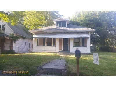 2 Bed 1 Bath Foreclosure Property in Indianapolis, IN 46208 - Congress Ave