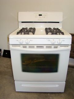 Frigidaire Self Cleaning Gas Stove