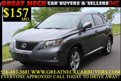2012 Lexus RX 350 Base (Gray)