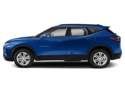 2019 Chevrolet Blazer (Kinetic Blue Metallic)