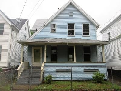 3 Bed 1 Bath Foreclosure Property in New Haven, CT 06519 - Cedar St