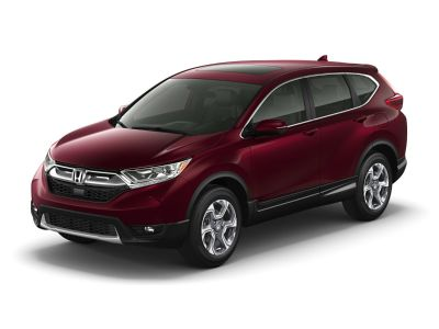 2018 Honda CR-V EX (Basque Red Pearl II)