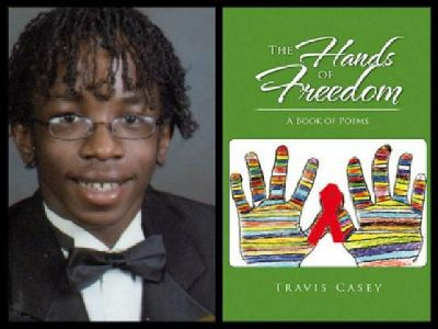 $24.99 The Hands of Freedom Book Of poems