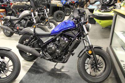 2018 Honda Rebel 300 Cruiser Motorcycles Adams, MA