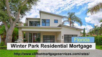 Are You Searching Best Residential Lender In Winter Park?