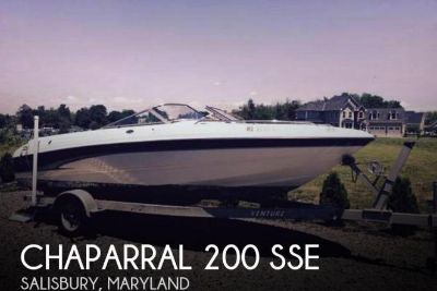 2002 Chaparral 200 SSE