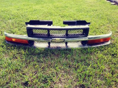 S-10 Grille/Grill.
