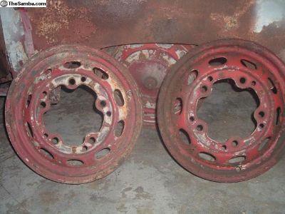 [WTB] pre a porsche steel 16 inch wheels