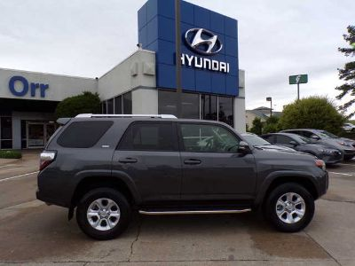 Used 2018 Toyota 4Runner 4WD (GS)