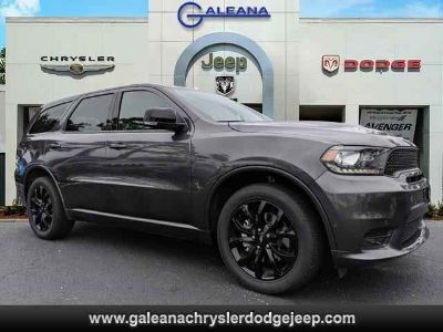 New 2019 Dodge Durango RWD