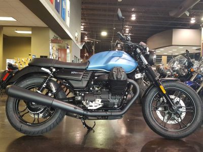 2018 Moto Guzzi V7 III Special ABS Standard/Naked Motorcycles Saint Charles, IL