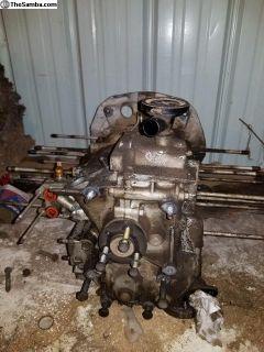 CV 2.0 liter type 4 engine